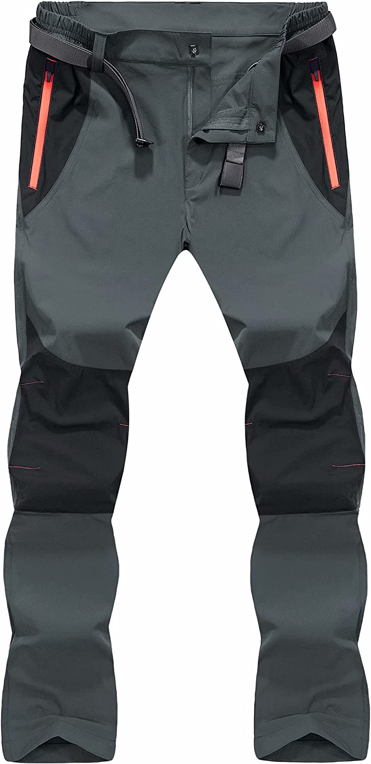 MAGCOMSEN Men's Weekly update Quick Dry famous Hiking Pants Pockets Light Zipper with