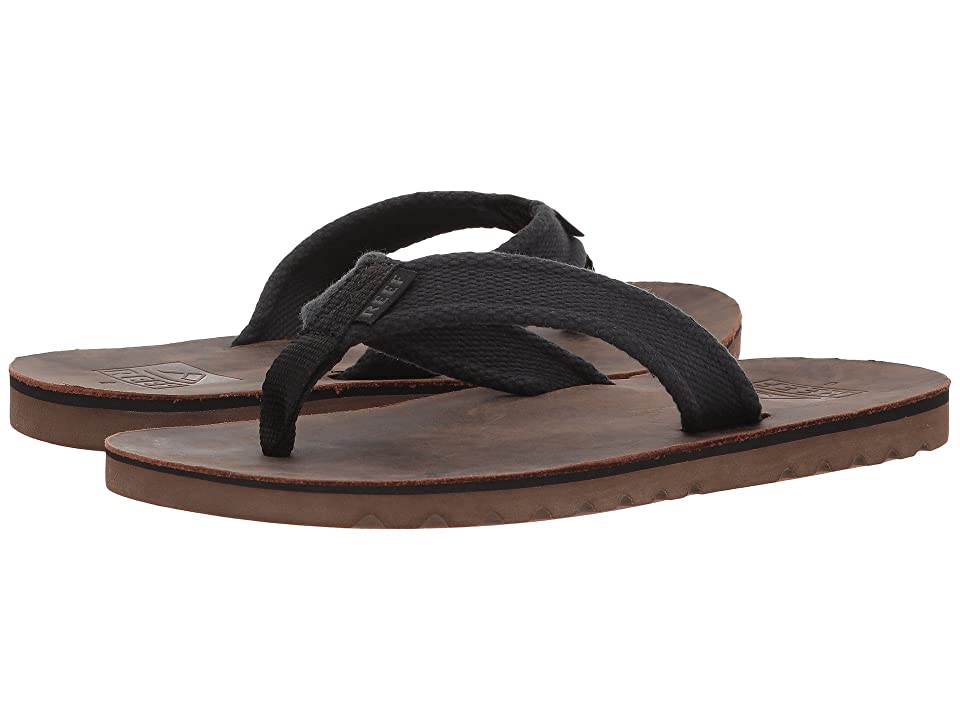 Reef Voyage TX (Black/Brown) Men