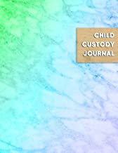 Child Custody Journal: Record diary for custody battles and visitation rights | Record, log and track your kids essential information with this divorce notebook