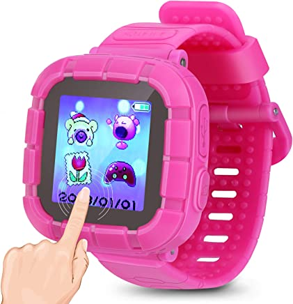 Kids Smart Watch Games Smartwatch Touch Screen Watches...