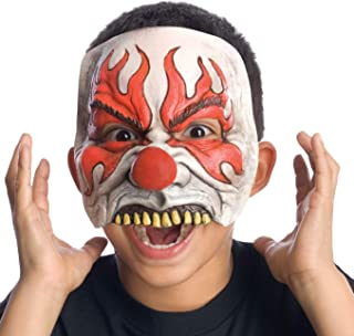 Best scary clown half mask Reviews