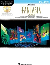 Hal Leonard Fantasia 2000 For Flute - Instrumental Play-Along Book/CD
