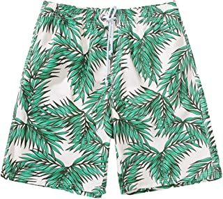 b7ade77600 Tyhengta Men's Swim Trunks Slim Fit Quick Dry Board Shorts with Mesh Lining  Size US 29
