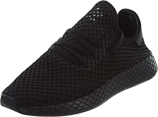 adidas Deerupt Runner Shoes Men's Black/Black/White