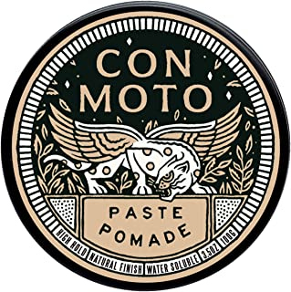 Paste Pomade for Men – Matte Finish – 3.5 Ounce Tub – Strong Hold – Styles and Repairs
