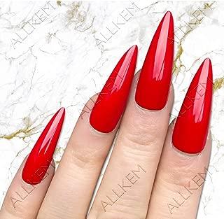 Best matte stiletto nails Reviews