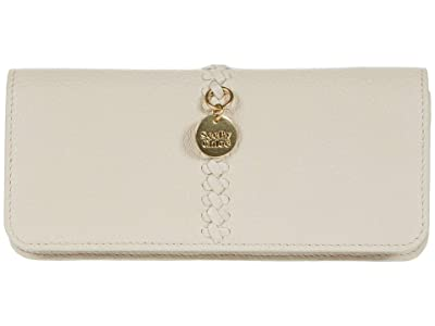 See by Chloe Tilda Long Wallet (Cement Beige) Handbags