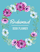 Bridesmaid Book Planner: Wedding To-Do List and Task Tracker