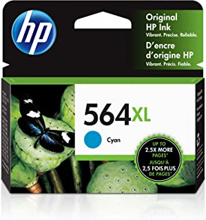 HP 564XL | خرطوشة حبر | سماوي | CB323WN