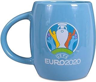 Euro 2020 Unisex Mok, Turkoois, 1 Count (Pack van 1)