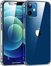 Syncwire Coque pour iPhone 12 Mini Transparente - 5,4 Pouces Housse de Protection en Silicone Rigide Anti Choc Étuis Compatible avec iPhone 12 Mini - Transparent