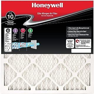 Honeywell 10 in. x 20 in. x 1 in. Elite Allergen Pleated FPR 10 Air Filter