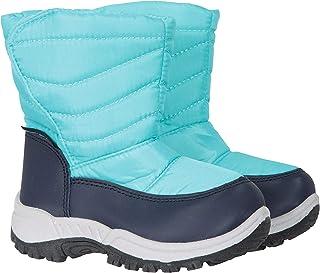 Mountain Warehouse Botas de Nieve para niños Caribou Junior