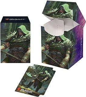 MTG Throne of Eldraine V3 Garruk Cursed Huntsman Ultra Pro Printed Art Deck Box Magic The Gathering Case Protectors