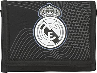 Real Madrid Crest Nylon dinero cartera