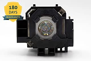 ELPLP42/V13H010L42 Premium Compatible Projector Replacement Lamp with Housing for EMP-83H PowerLite 822p 83c 400W 410W 822+ 83+ 83V+ EX90 H281B H371A EB-410W 410WE EMP-280 by Watoman