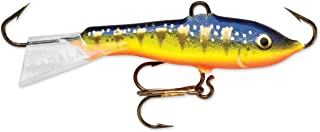 Rapala Jigging Rap 02 Fishing lure, 1.25-Inch, Glow Hot Perch