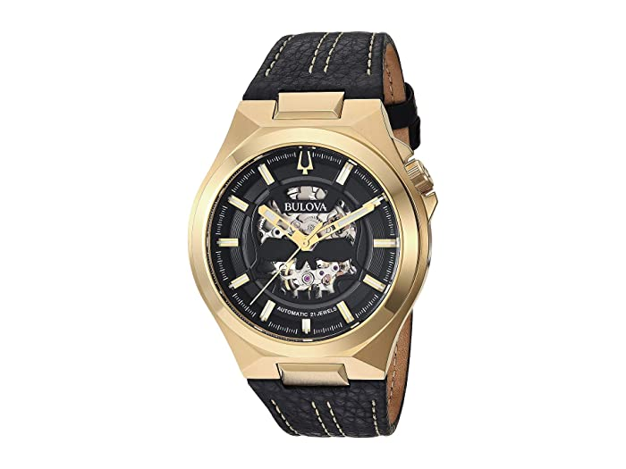 Bulova  Maquina - 97A148 (Black) Watches