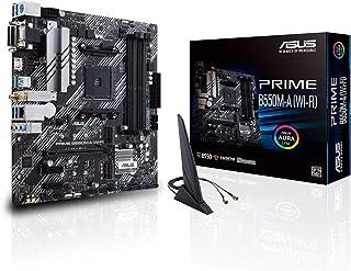 ASUS AMD B550 搭載 AM4 対応 マザーボード PRIME B550M-A (WI-FI) 【MicroATX】