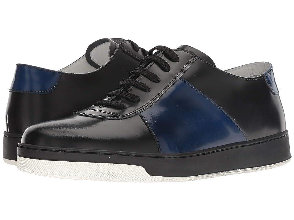 BUGATCHI Como Sneaker (Nero 1) Men
