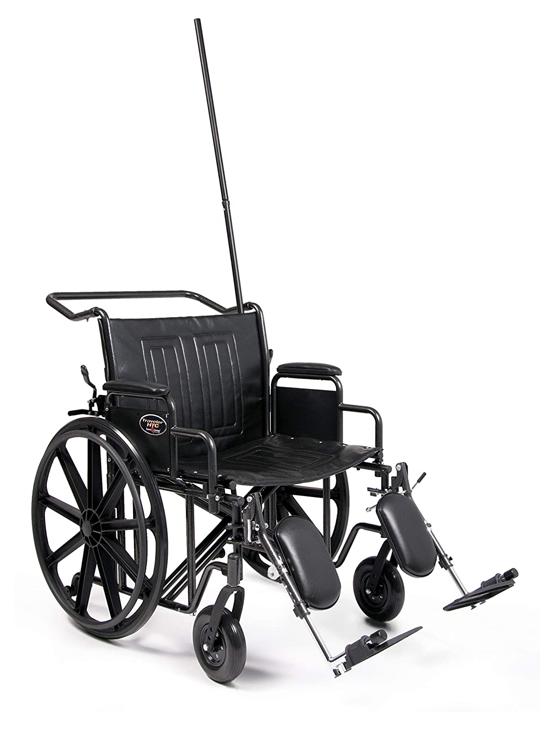 Everest Jennings Traveler HTC Bariatric Tra Recommendation Ranking TOP5 2-in-1 Wheelchair