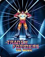 The Transformers: The Movie 35th Anniversary Steelbook 4K UHD