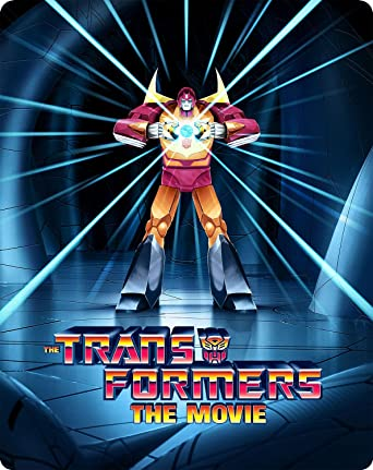 Poster. The Transformers: The Movie – 35th Anniversary Edition