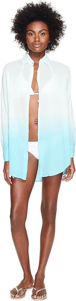 Letarte Ombre Beach Shirt