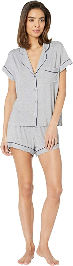 Amelia Set Mini Stripe Shorts Set