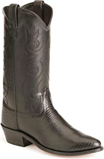 Old West Men's Lizard Printed Cowboy Boot - Vcm9043
