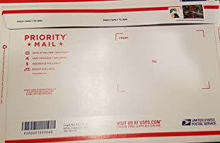 USPS Prepaid Priority Mail Legal Envelopes (10 pack)