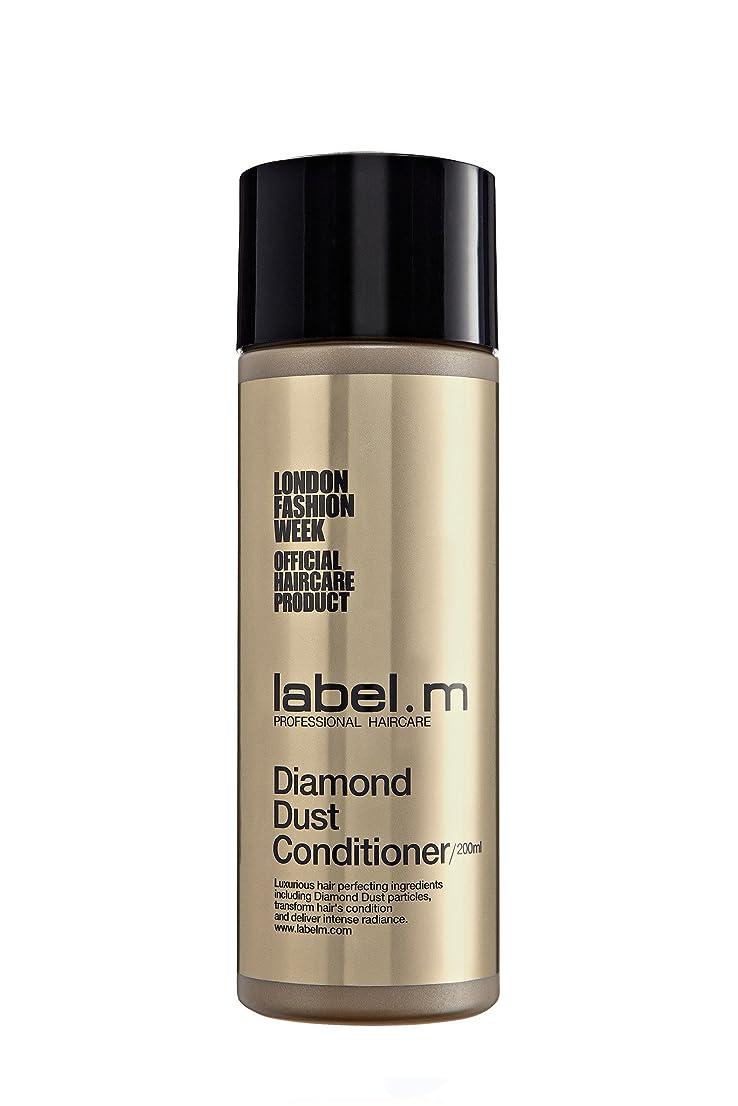 単にしおれた香りCondition by Label M Diamond Dust Conditioner 200ml by Label M