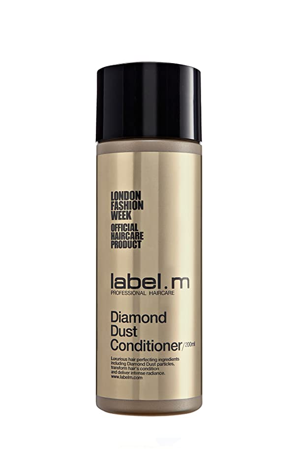 とげネイティブ地元Condition by Label M Diamond Dust Conditioner 200ml by Label M