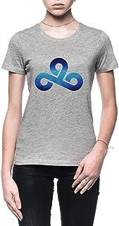 Rundi En Nube Nueve Mujer Camiseta Gris Todos Los Tamaños - Women's T-Shirt Grey