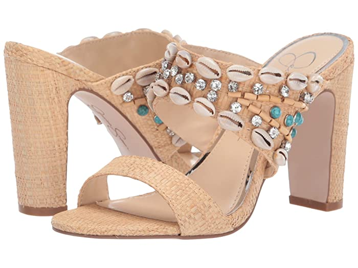 Jessica Simpson  Ambelle (Natural) Womens Shoes
