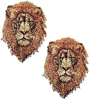 Best lion iron on patches Reviews