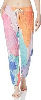 PJ Salvage Women's Loungewear Art Class Banded Pant