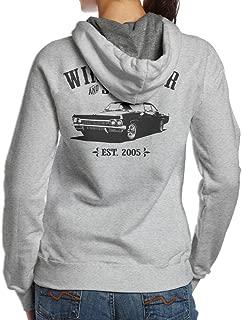 AK79 Mens Sweatshirt Supernatural Poster Ash
