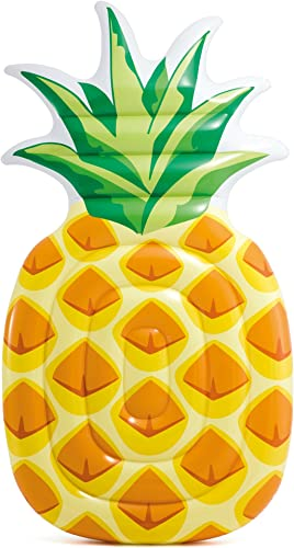 """discount Intex Pineapple Inflatable online sale Mat, discount 85"""" X 49"""" outlet online sale"""