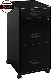 install lock on file cabinet