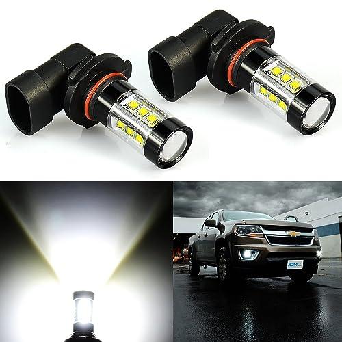 JDM ASTAR Extremely Bright 3200 Lumens Max 80W High Power H10 9145 9140 9050 9155 LED