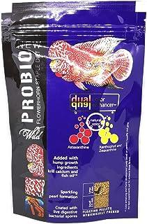 Aquatic Remedies Wild Probio Flower Horn Staple Diet Long Grain, 100 g
