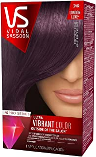 Best vidal sassoon burgundy hair dye Reviews