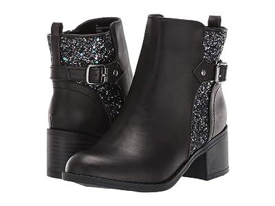Mia Kids Romona (Little Kid/Big Kid) (Black) Girls Shoes