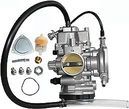 Carburetor for Big Bear 400 YFM400 2000-2006, Yamaha Wolverine Kodiak Grizzly 250 350 400 450 Carburetors YFM 4x4 ATV Carb