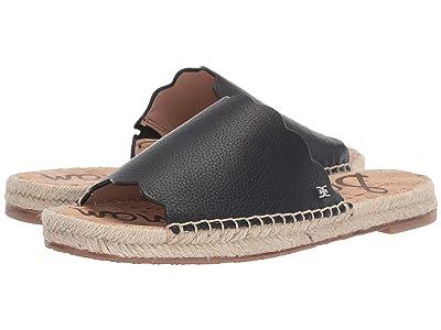 Sam Edelman Andy (Black Botalatto Tumbled Leather) Women