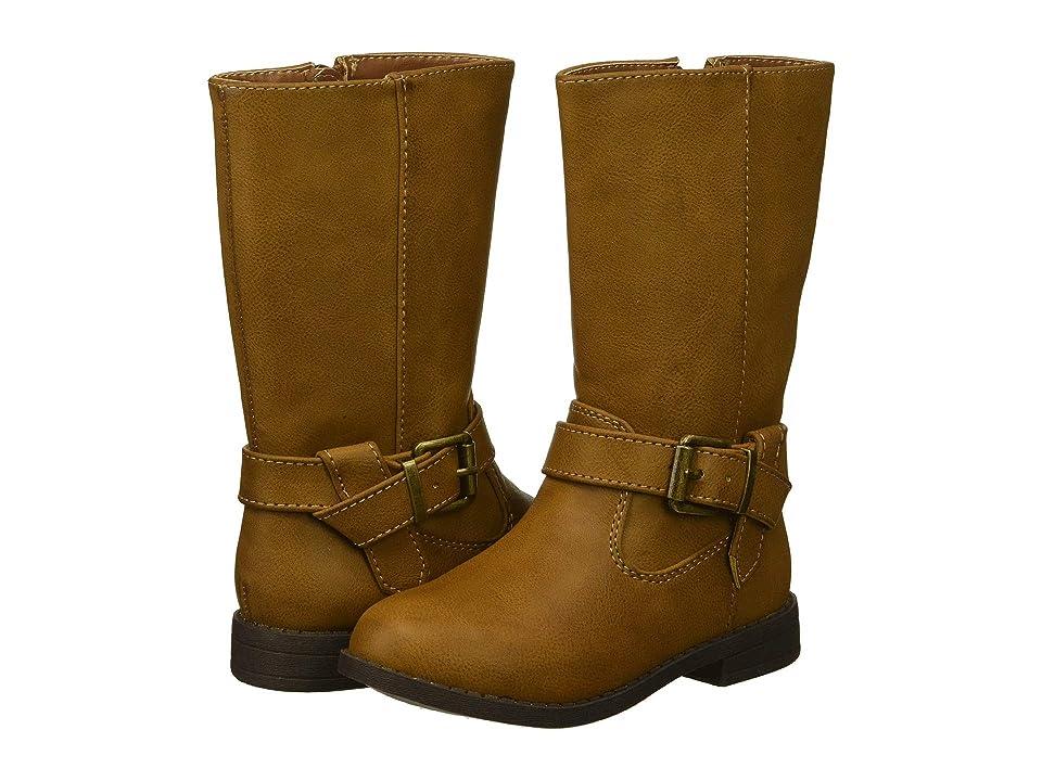 Nina Kids Galaxy (Toddler/Little Kid/Big Kid) (Saddle) Girls Shoes