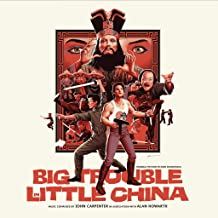 Big Trouble in Little China Soundtrack