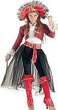 chiber Disfraces Disfraz de Chica Corsaria (Talla 12)