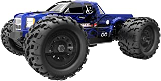Redcat Racing Landslide XTE Electric Monster Truck, 1/8 Scale, Blue